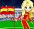 Spain Fan Dressup