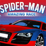 Spider-Man Amazing Race