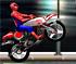 Spiderman Biker