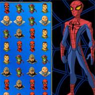 Spiderman Icon Matching