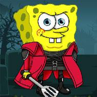 Spongebob Halloween Adventure 2