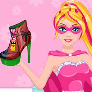 Barbie Shoes Design