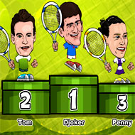 Tennis Legends 2016