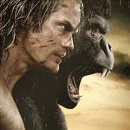 The Legend of Tarzan Alphabets