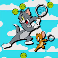 Tom and Jerry Table Tennis