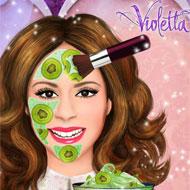 Violetta Makeover Spa