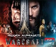 Warcraft Hidden Alphabets